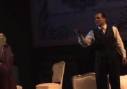 Daniel Boaventura – Musical Evita Part.3